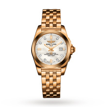 Breitling Galactic Ladies Watch