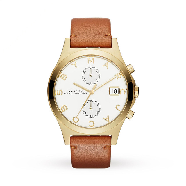 Marc Jacobs Slim Chrono Ladies Watch