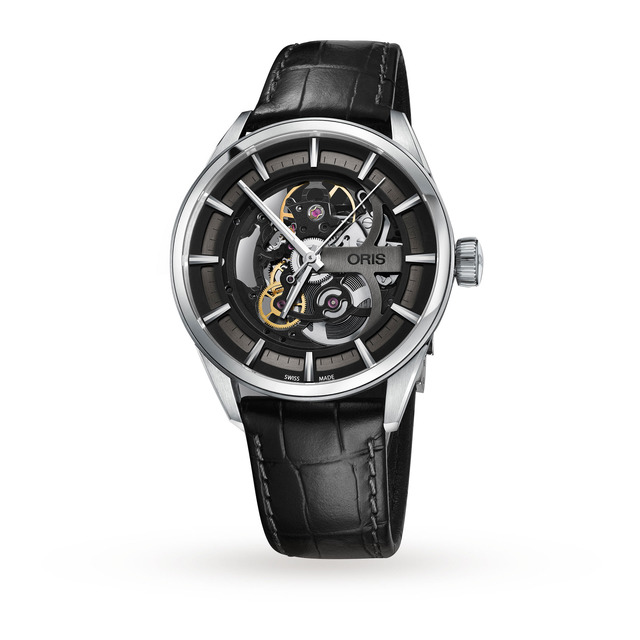 Oris Artix Skeleton Mens Watch