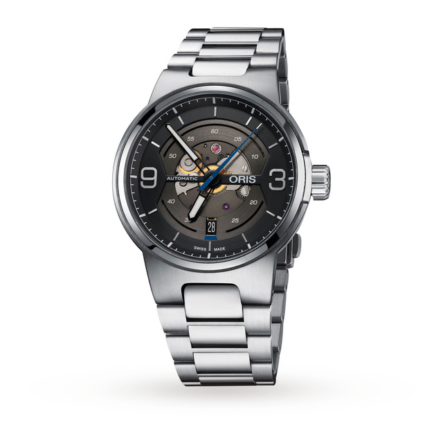 Oris Williams Engine Mens Watch