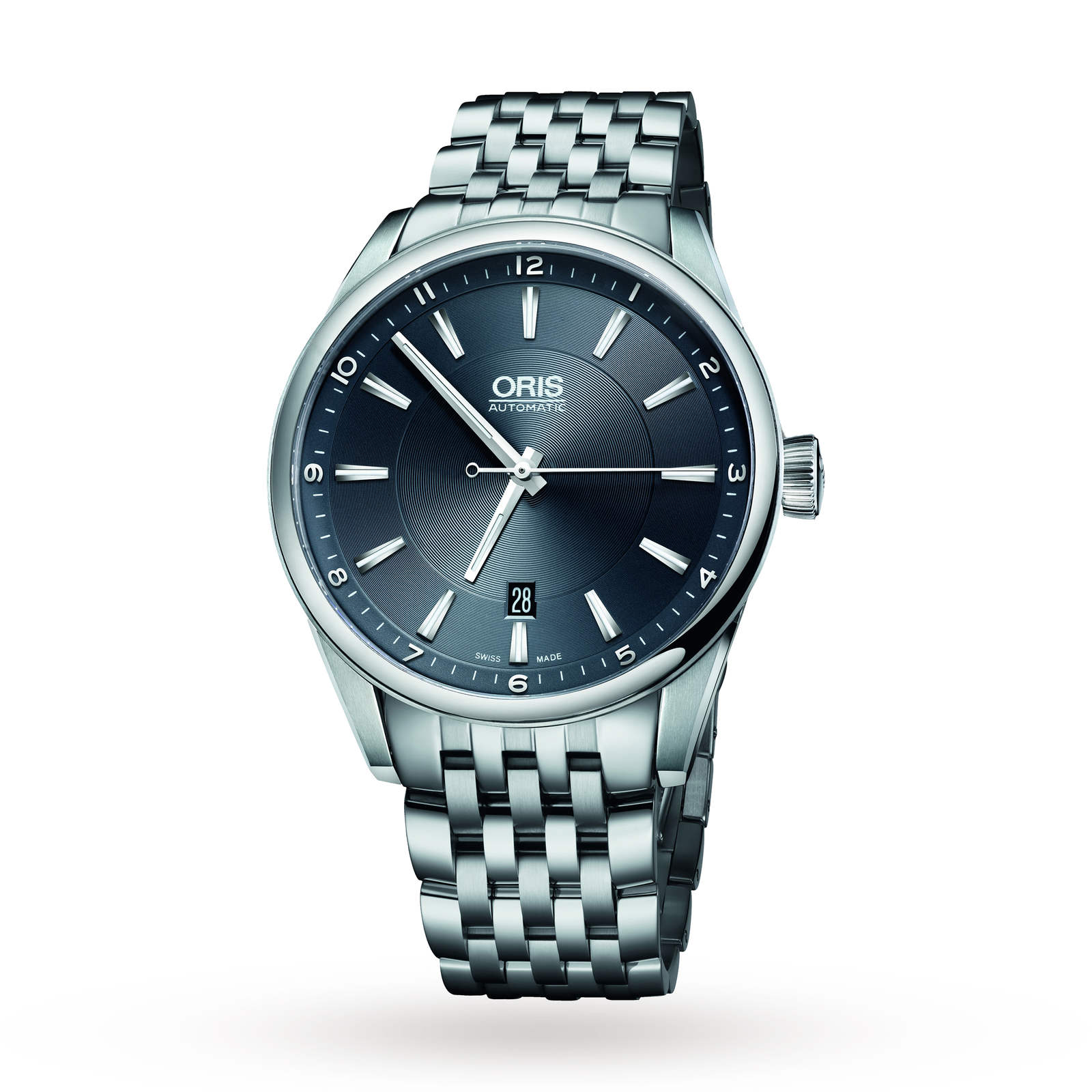 Mens Oris Artix Date Automatic Watch 0173376424035-0782180