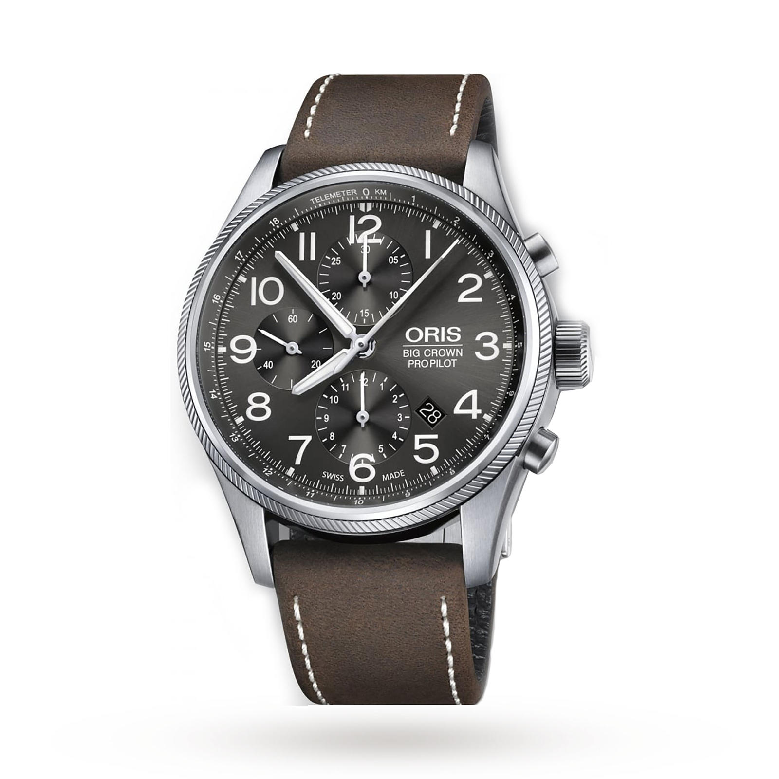 Oris Watch Big Crown ProPilot Chronograph Date