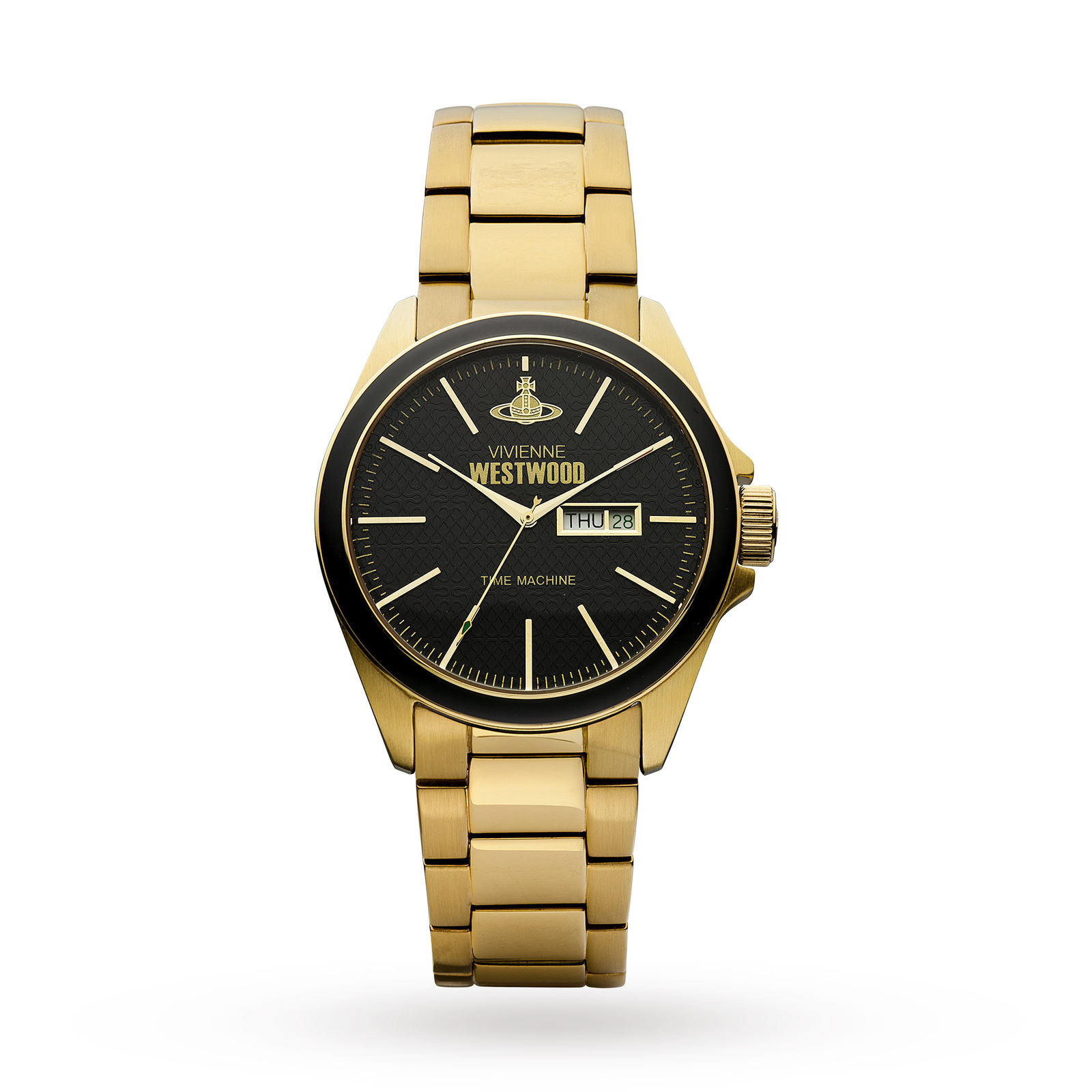 Vivienne Westwood Camden Lock Gold Plated Watch