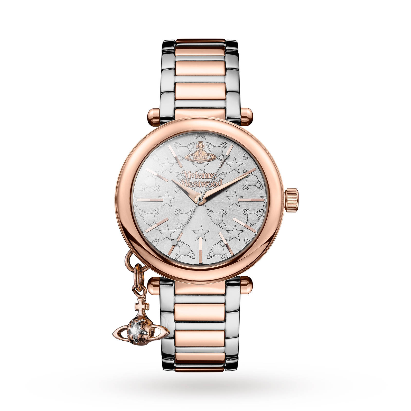 Vivienne Westwood Ladies Orb Watch VV006RSSL - Exclusive