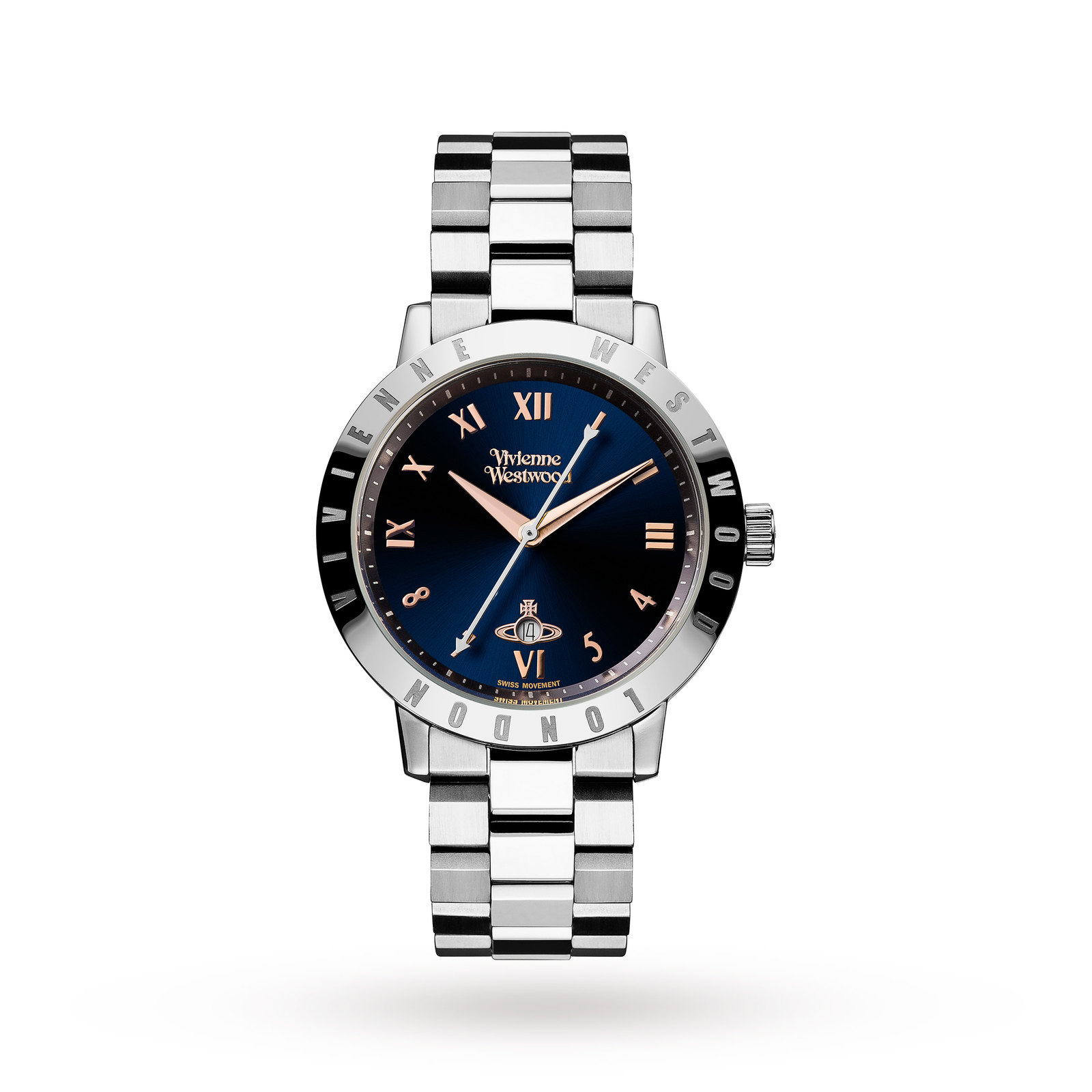 Vivienne Westwood Ladies' Bloomsbury Blue Watch