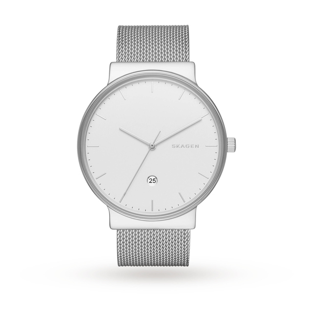 Skagen Ancher Steel Mesh Watch SKW6290
