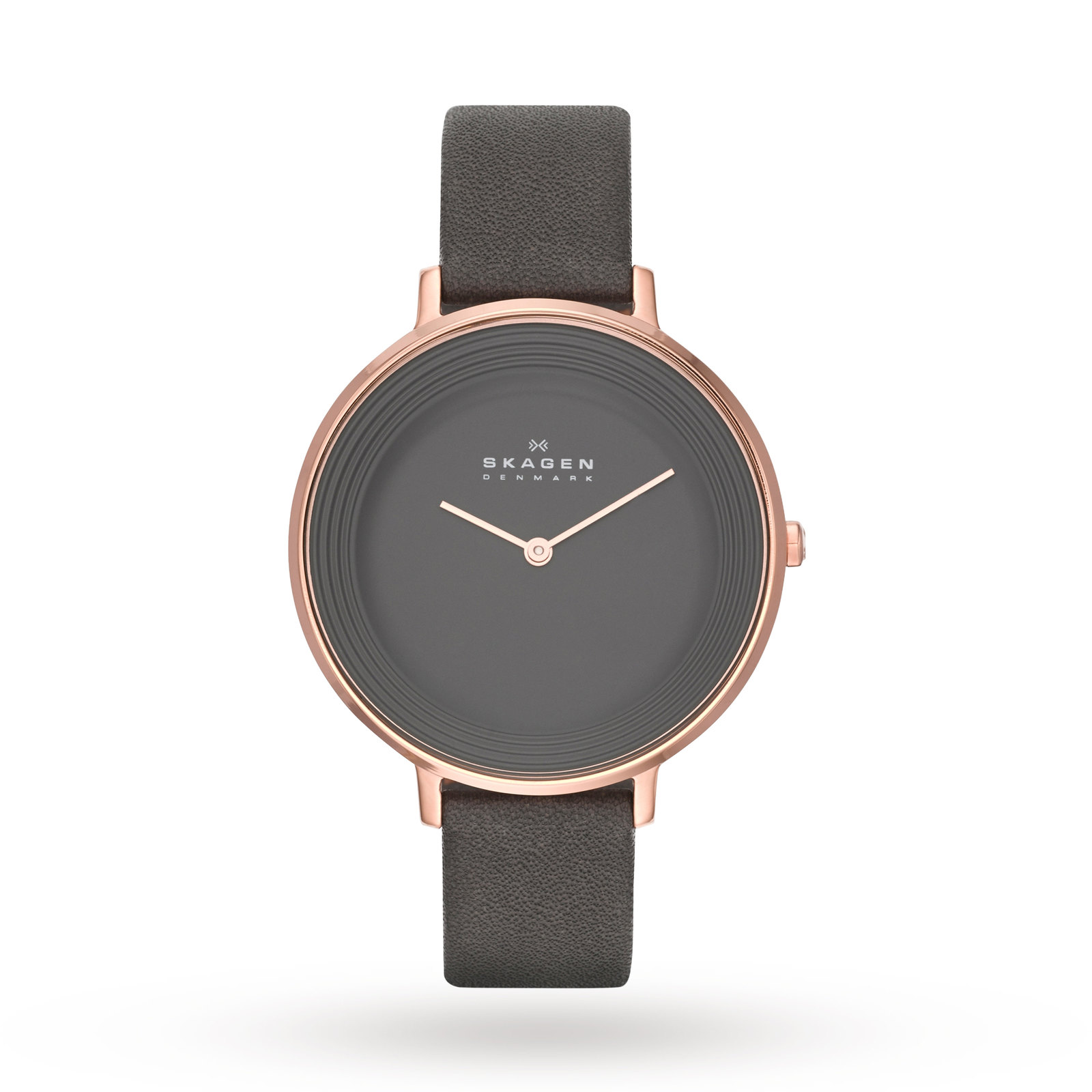 Skagen Ditte Leather Watch