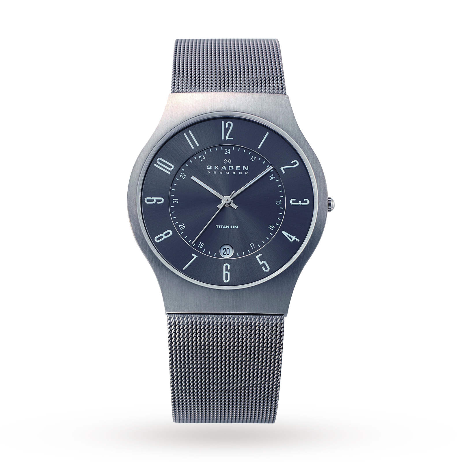 Skagen Men's Grenen Titanium Watch