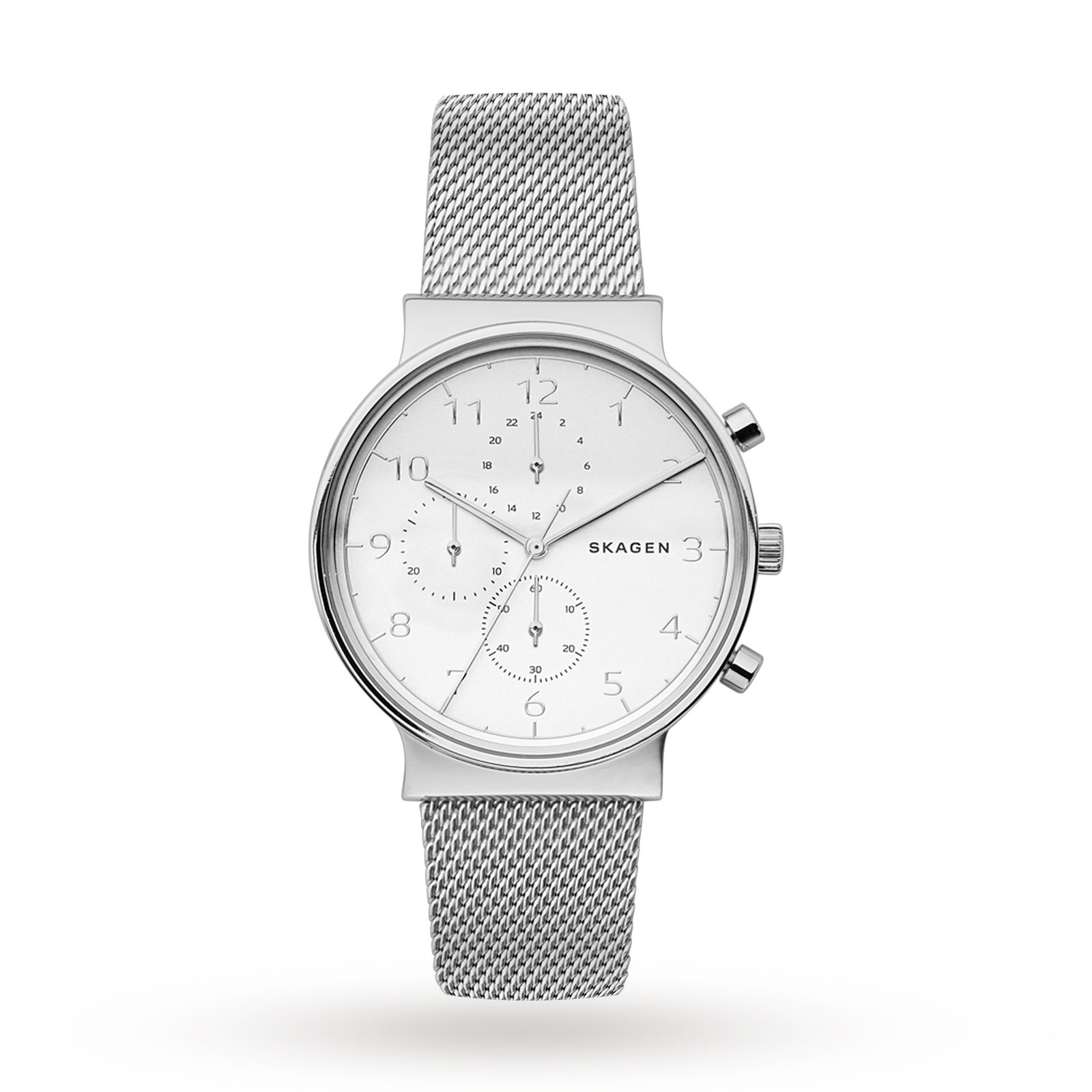 Skagen Ancher Chronograph Watch