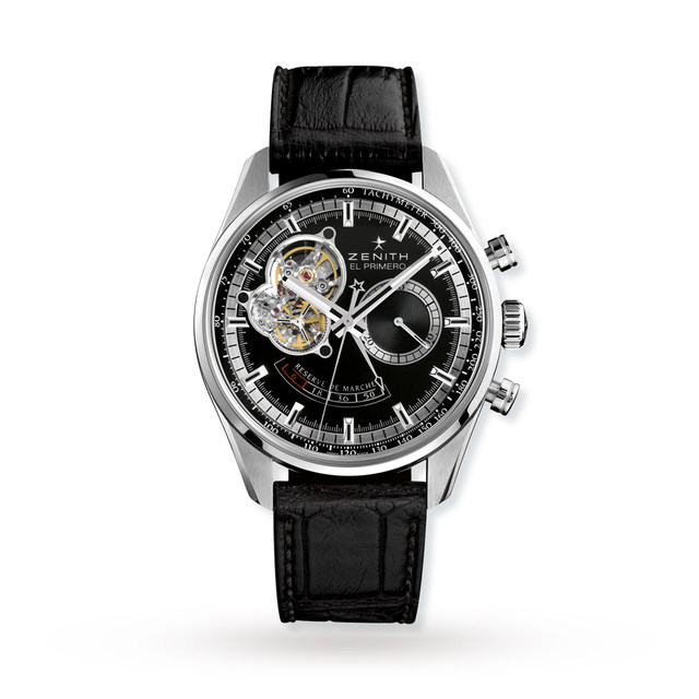 Zenith Chronomaster Open Power Reserve