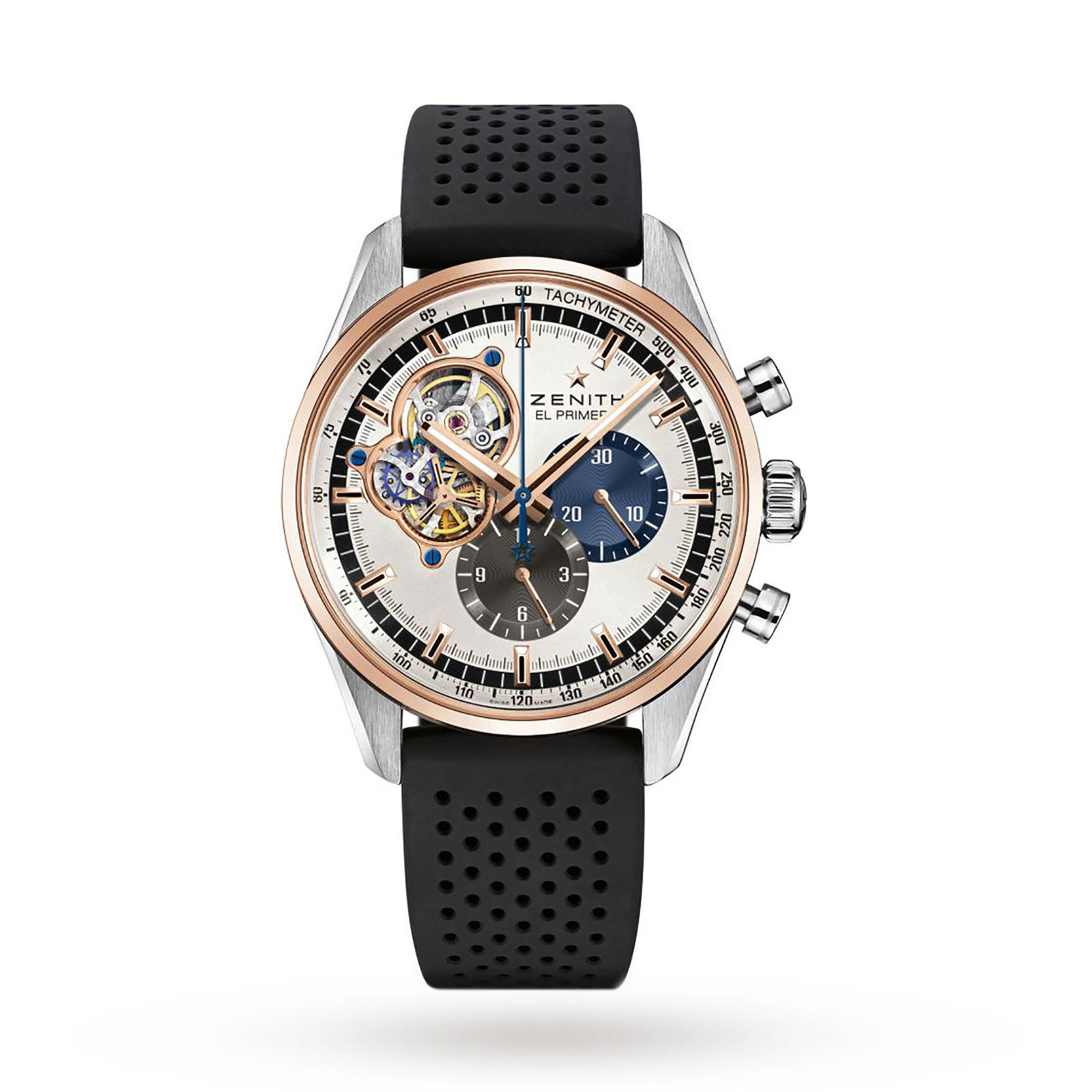 Zenith Chronomaster Mens Watch