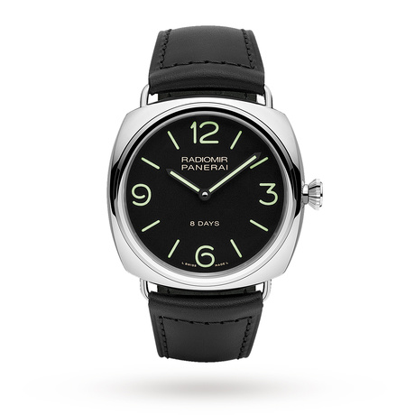Officine Panerai Radiomir Black Seal 8 Days