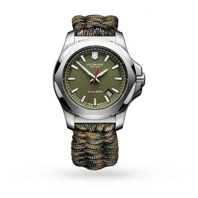 Victorinox INOX Paracord Mens Watch