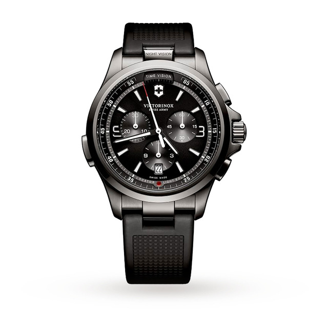 Victorinox Night Vision Mens Watch