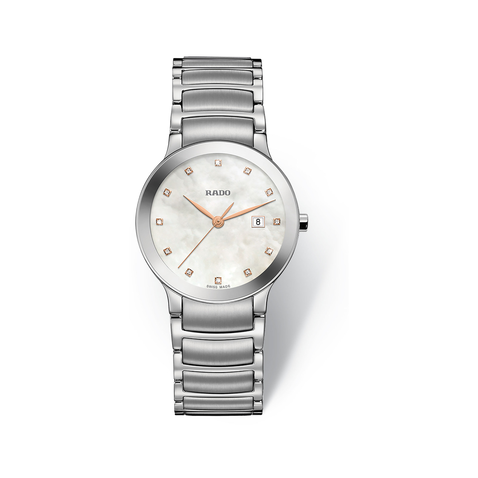 Rado Centrix Stainless Steel Ladies' Watch R30928913