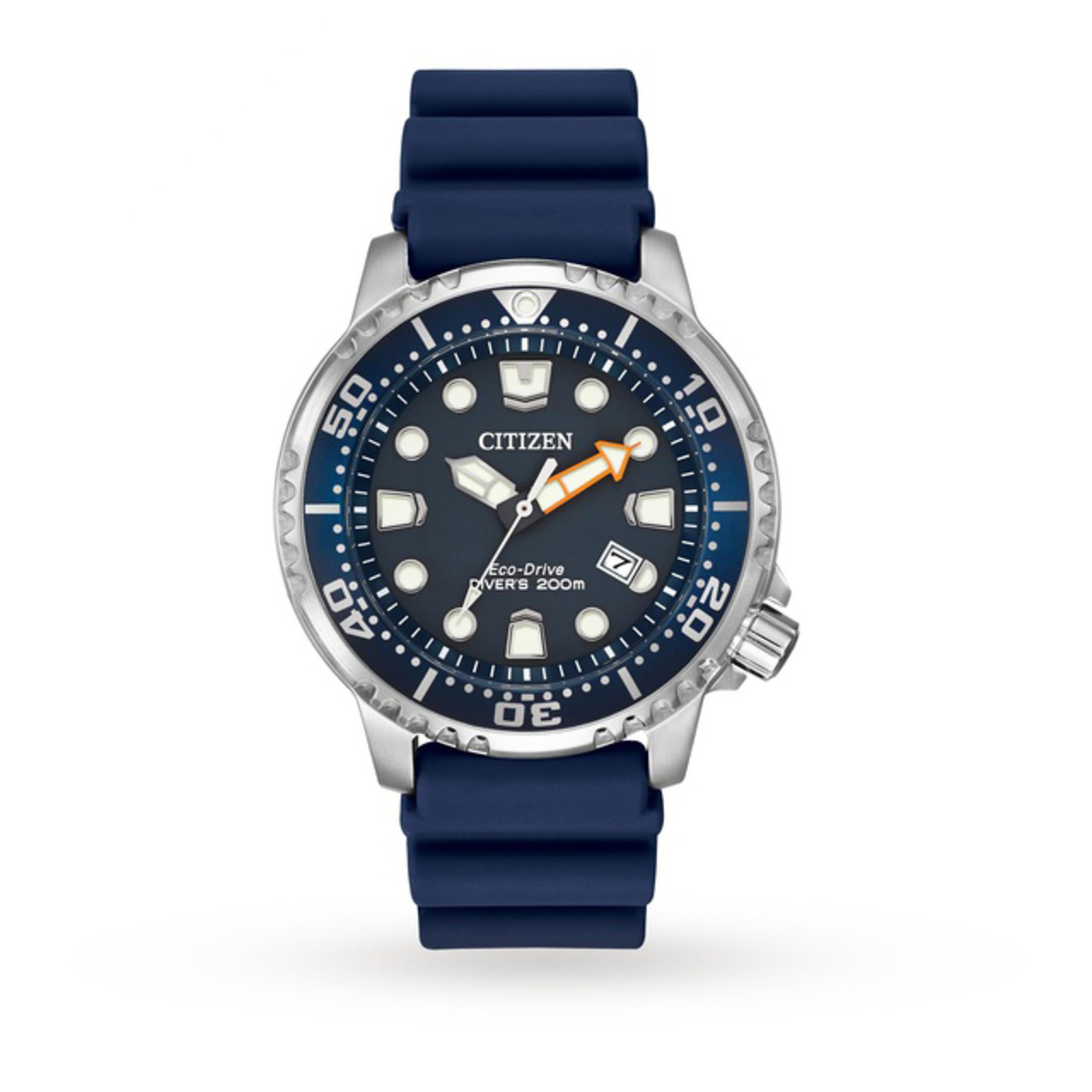 Citizen Mens Divers Eco-Drive Watch