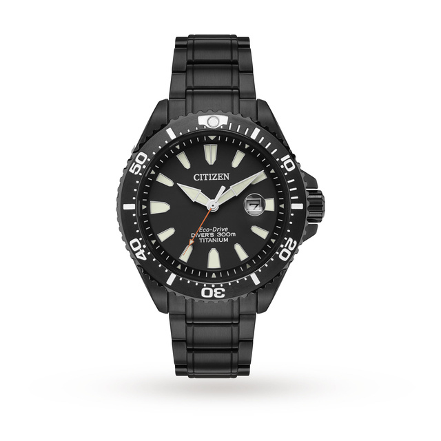 Citizen Royal Marines Eco-Drive Mens Watch
