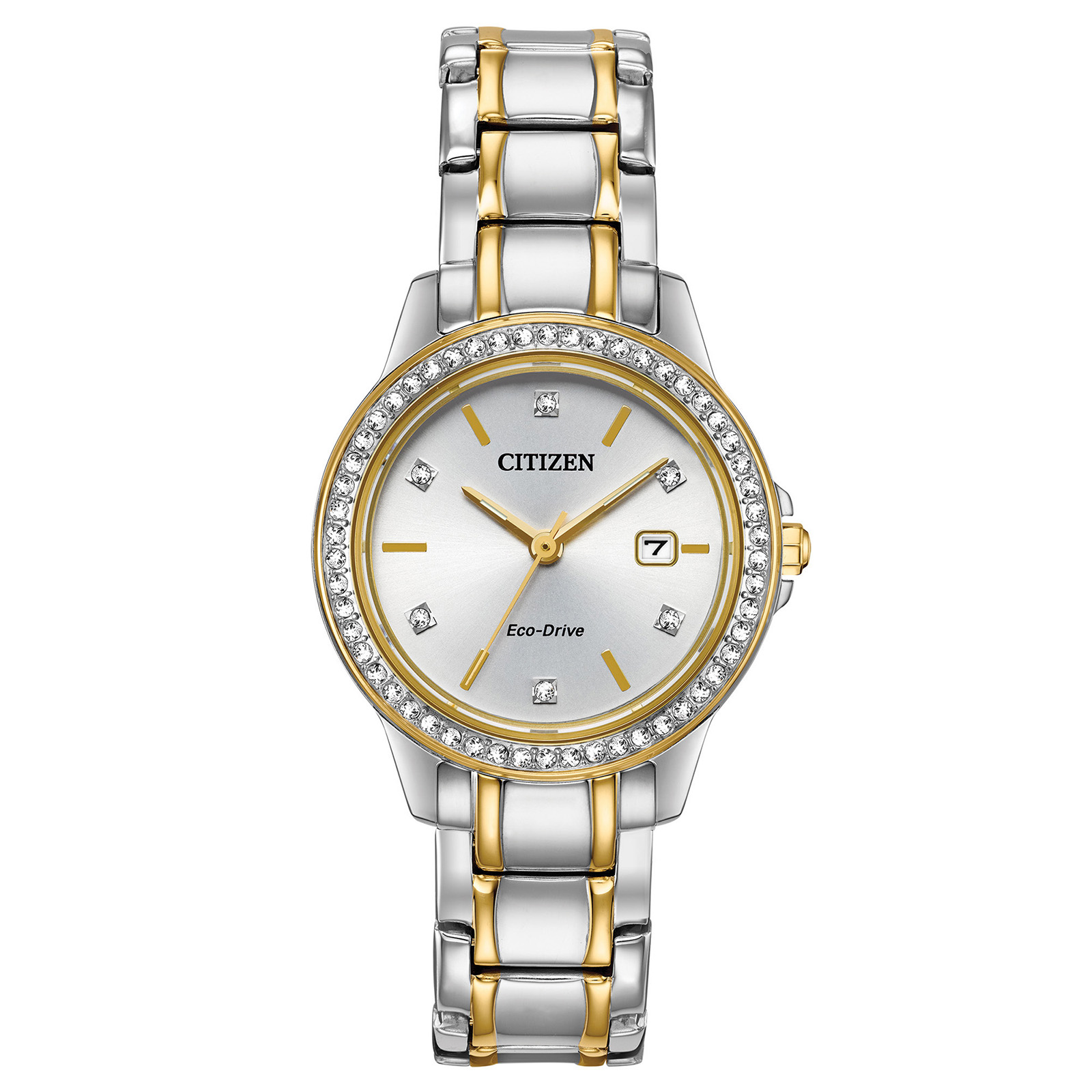 Citizen Diamond Dot Echo-Drive Ladies watch