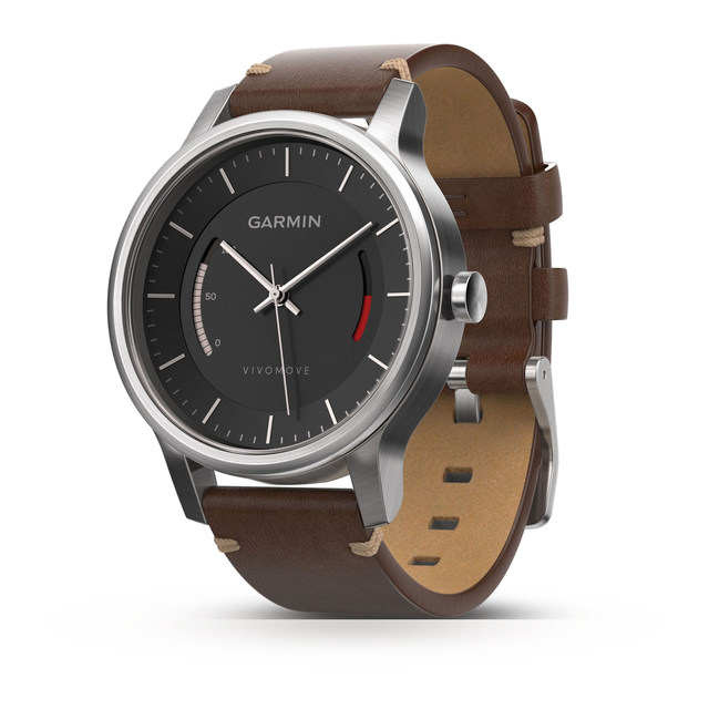 Garmin Vivomove Premium Bluetooth Activity Tracker Watch