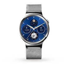 Huawei Unisex W1 Classic Bluetooth Smart Android Wear Alarm Watch