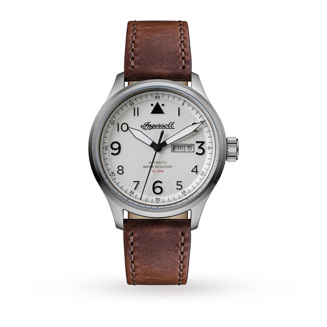 Ingersoll 'The Bateman' Automatic Watch