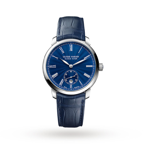 Ulysse Nardin Classico Small Second Manufacture Men's Watch