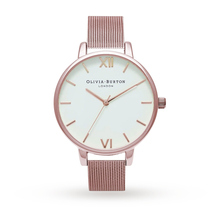 Olivia Burton Big Dial Mesh Watch