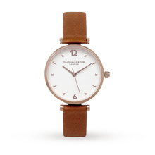 Olivia Burton Modern Vintage T-Bar Watch