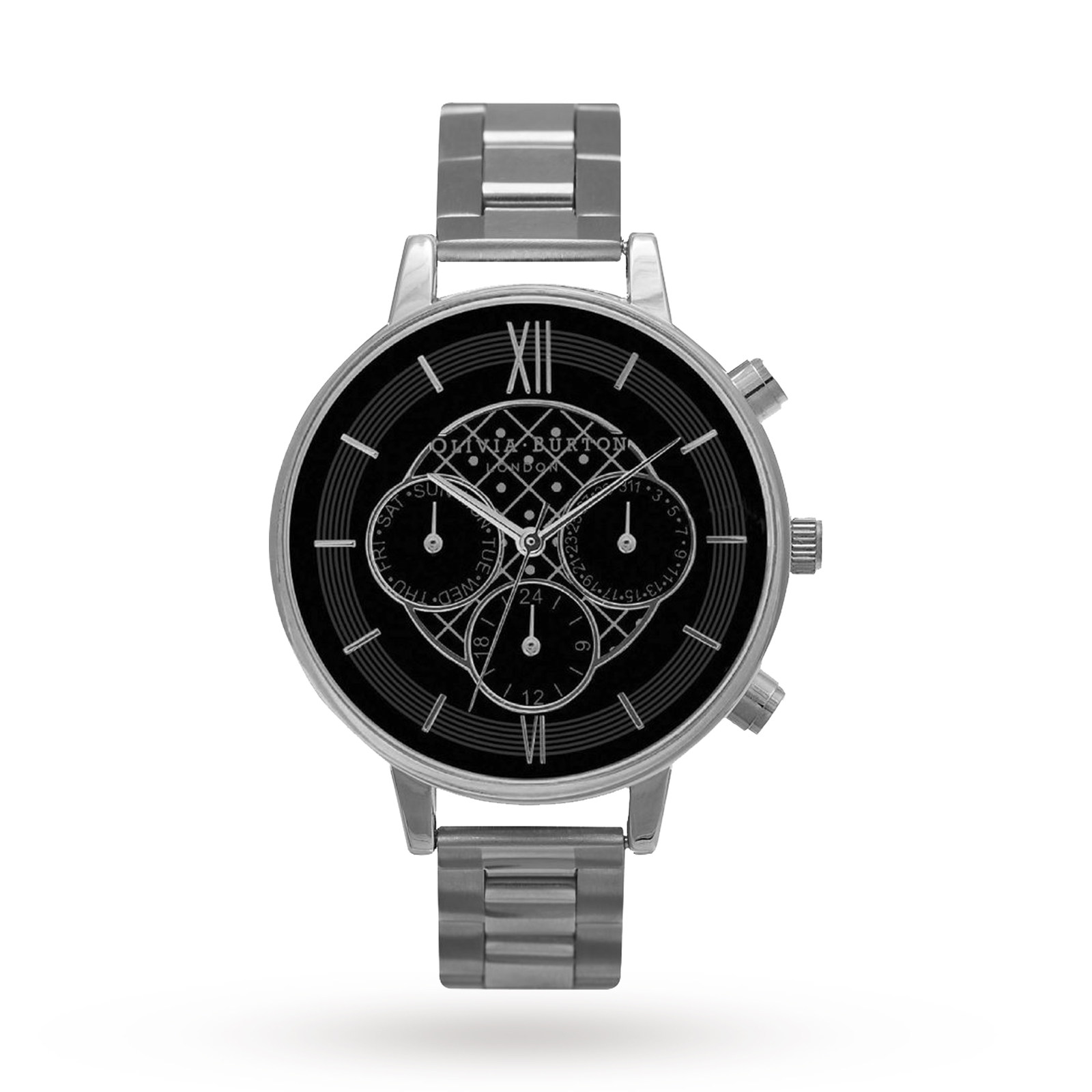 Olivia Burton Ladies' Chrono Detail Watch