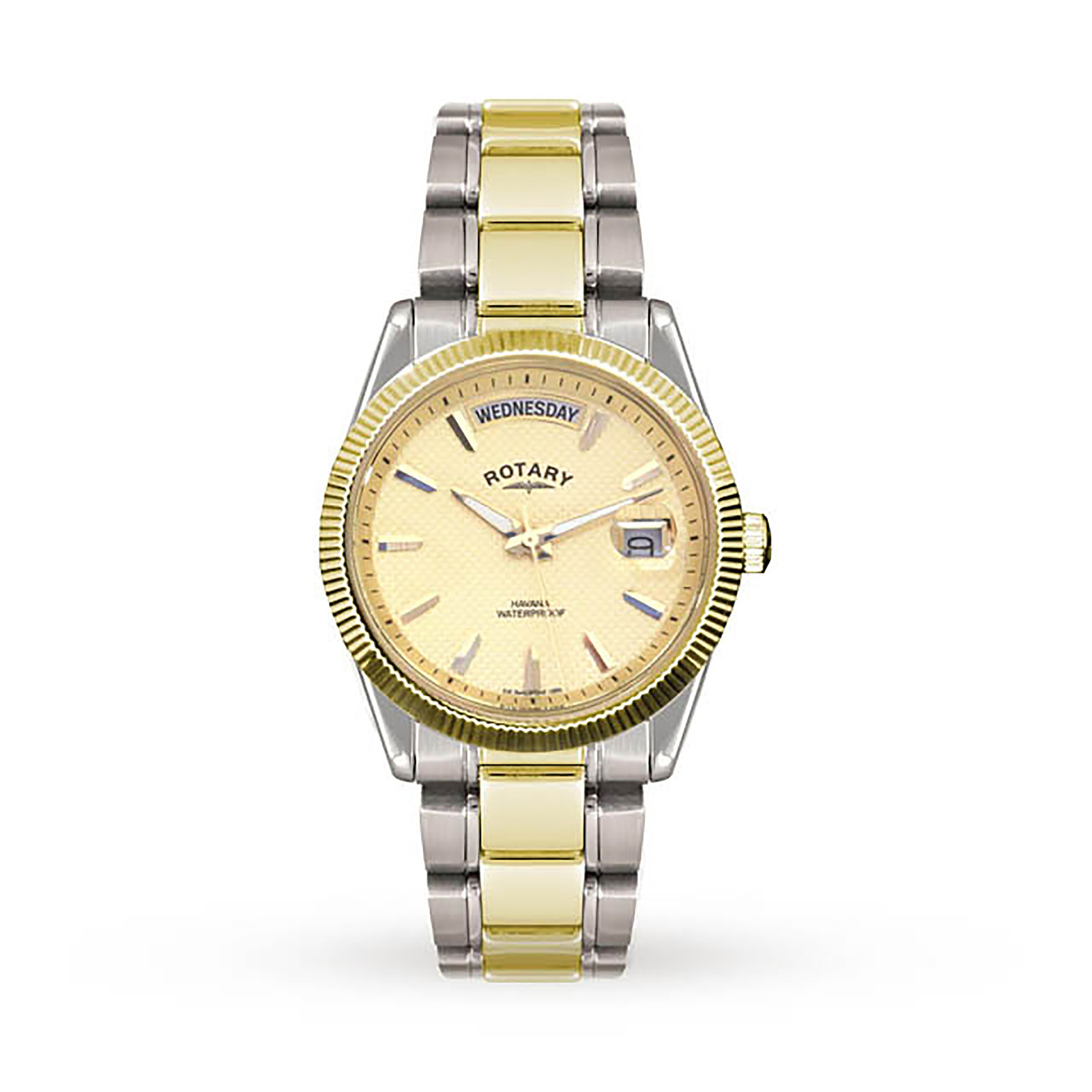 Rotary Mens Havana Watch