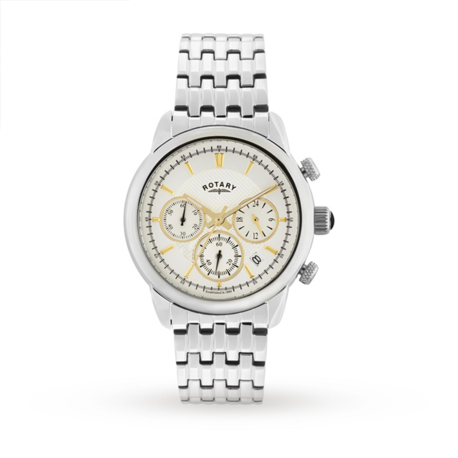 Rotary Mens Monaco Chronograph Watch