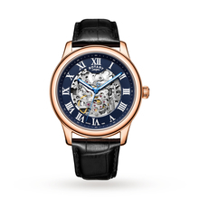 Rotary Men's Exclusive Skeleton Automatic Watch