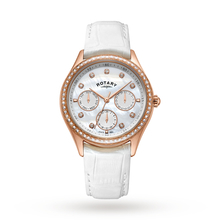 Ladies Rotary Exclusive Multifunction Watch LS00329/41