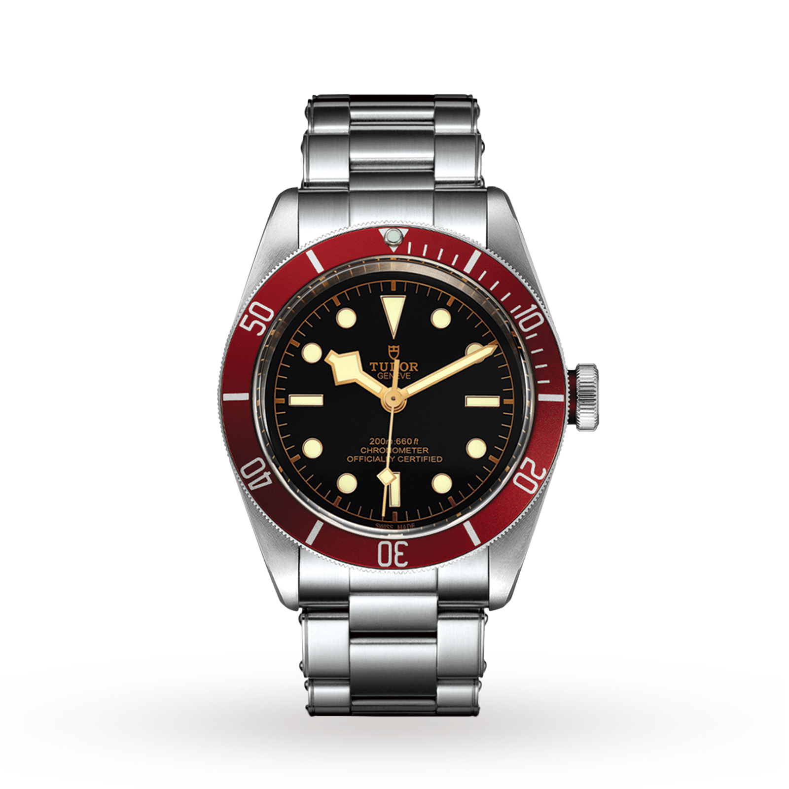 Tudor Black Bay Mens...