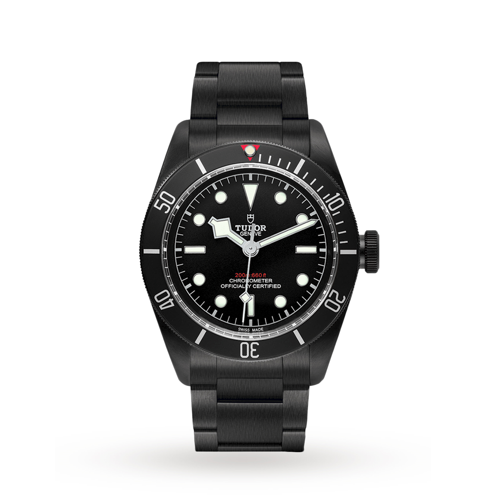 Tudor Heritage Black Bay Dark Mens Watch