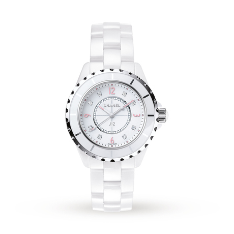 Chanel J12 Ladies Watch