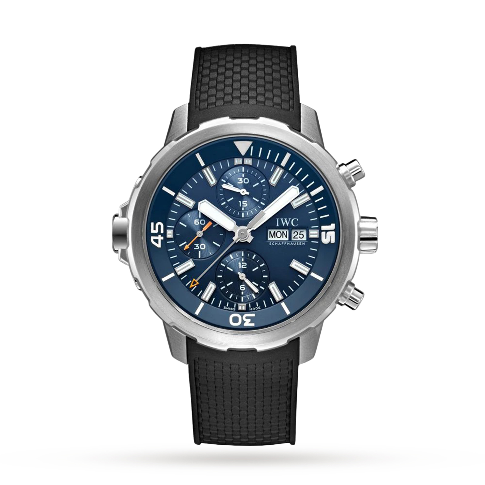 IWC Aquatimer Chronograph Edition 'Jacques-Yves Cousteau'
