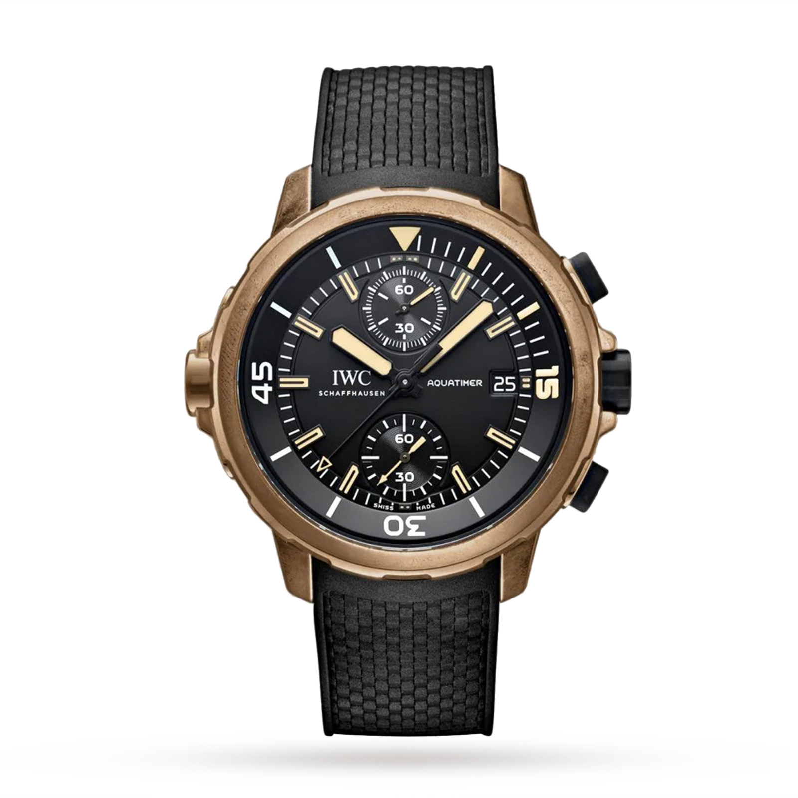 IWC Aquatimer Chronograph Edition 'Expedition Charles Darwin'