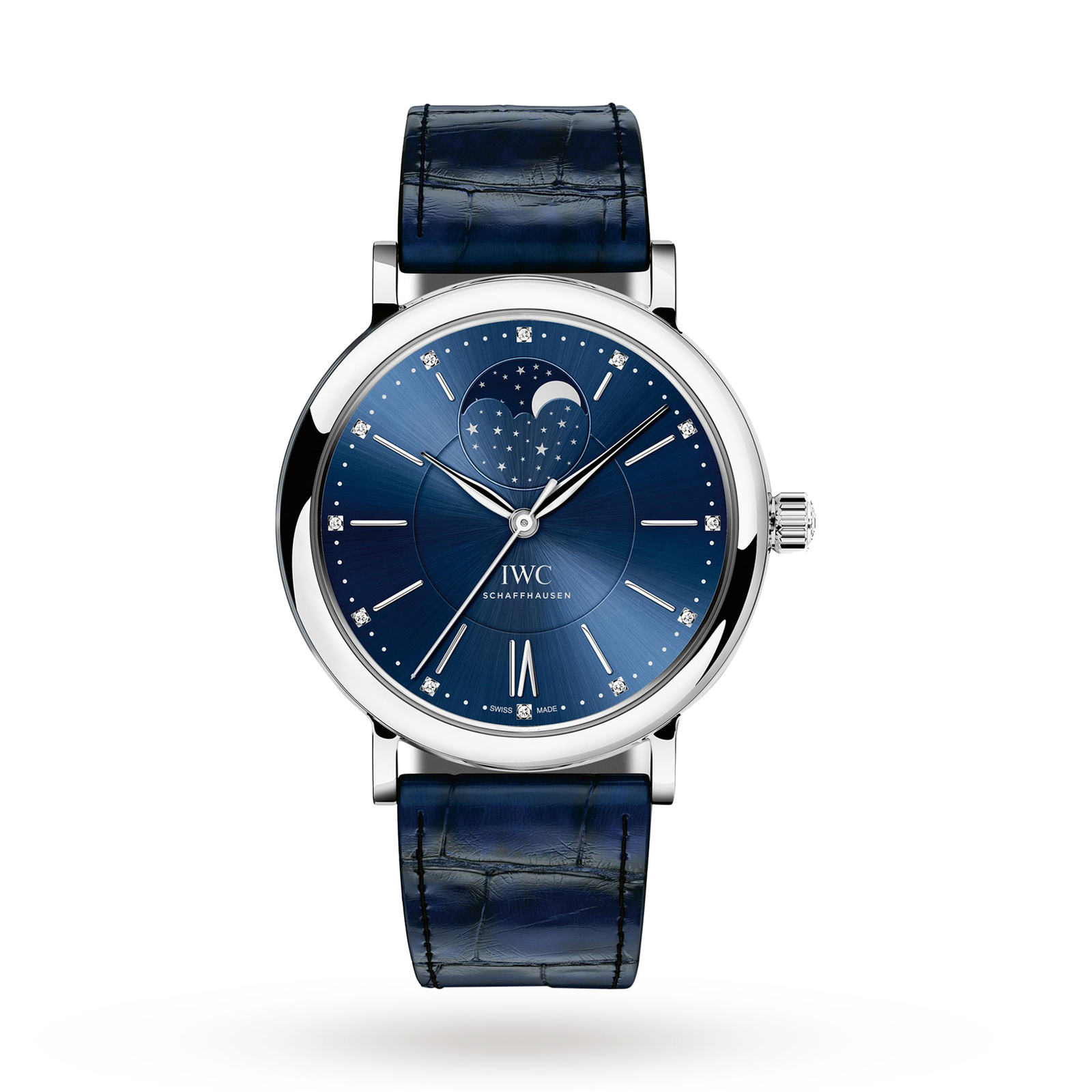 IWC Portofino Automatic Moon Phase 37 Edition 'Laureus Sport For Good Foundation'