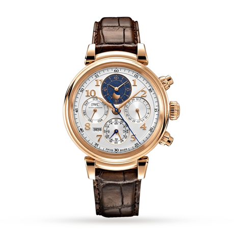 IWC Da Vinci Perpetual Calender Chronograph Men's Watch