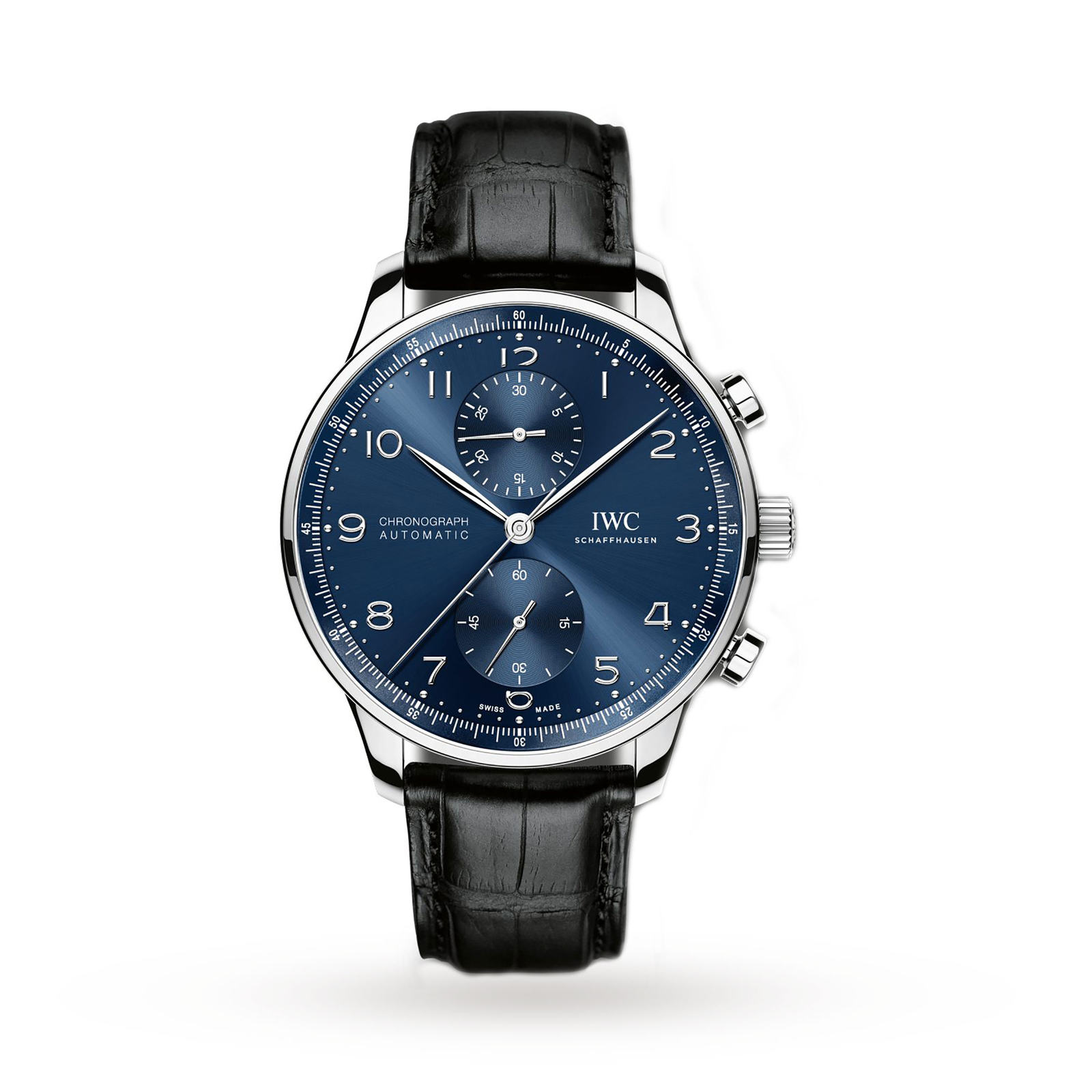 IWC Portugieser Chronograph Mens Watch