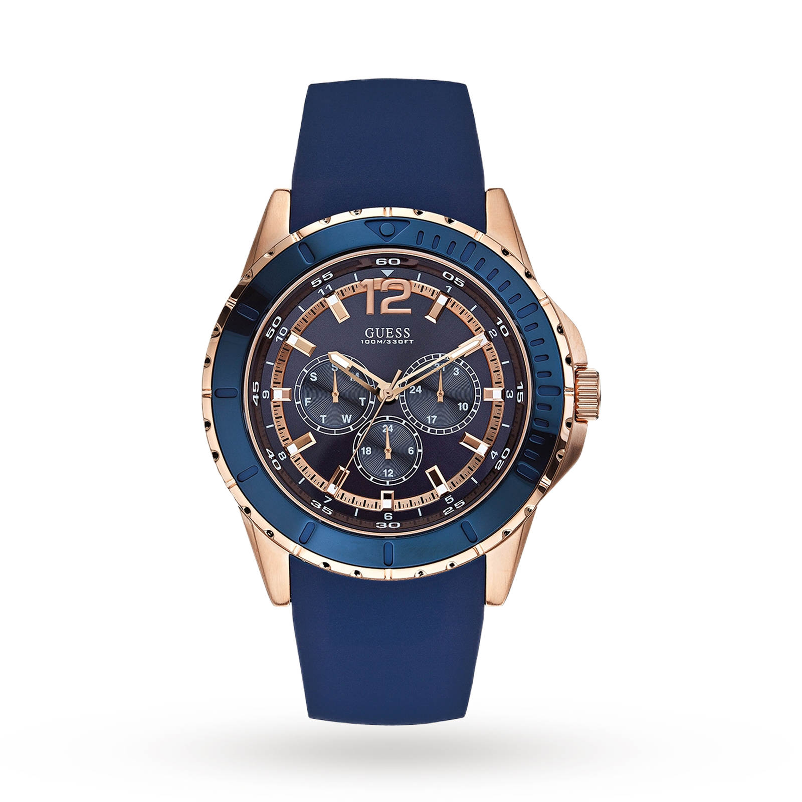 Guess Men's Maverick Watch