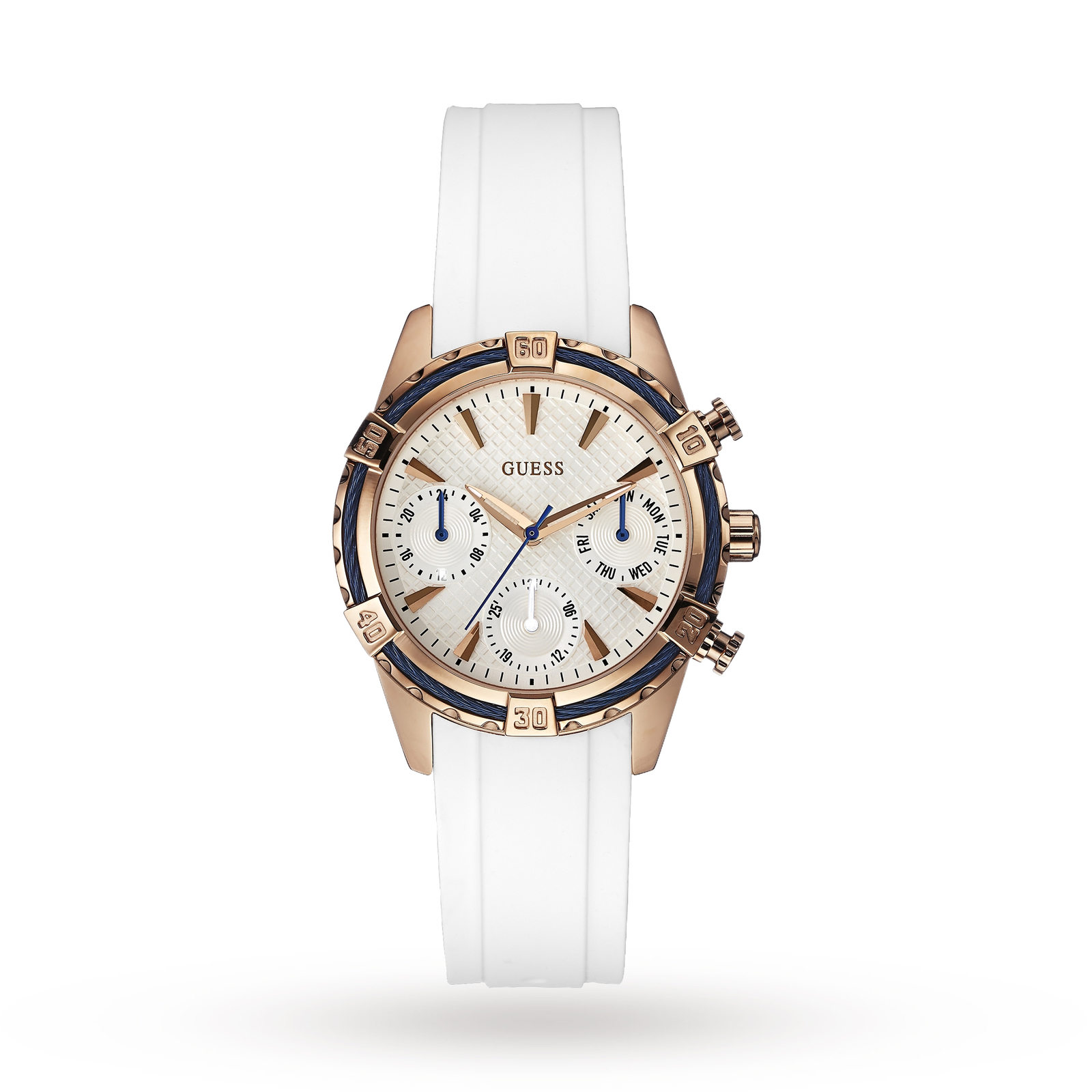 Guess Ladies' Catalina Chronograph Watch