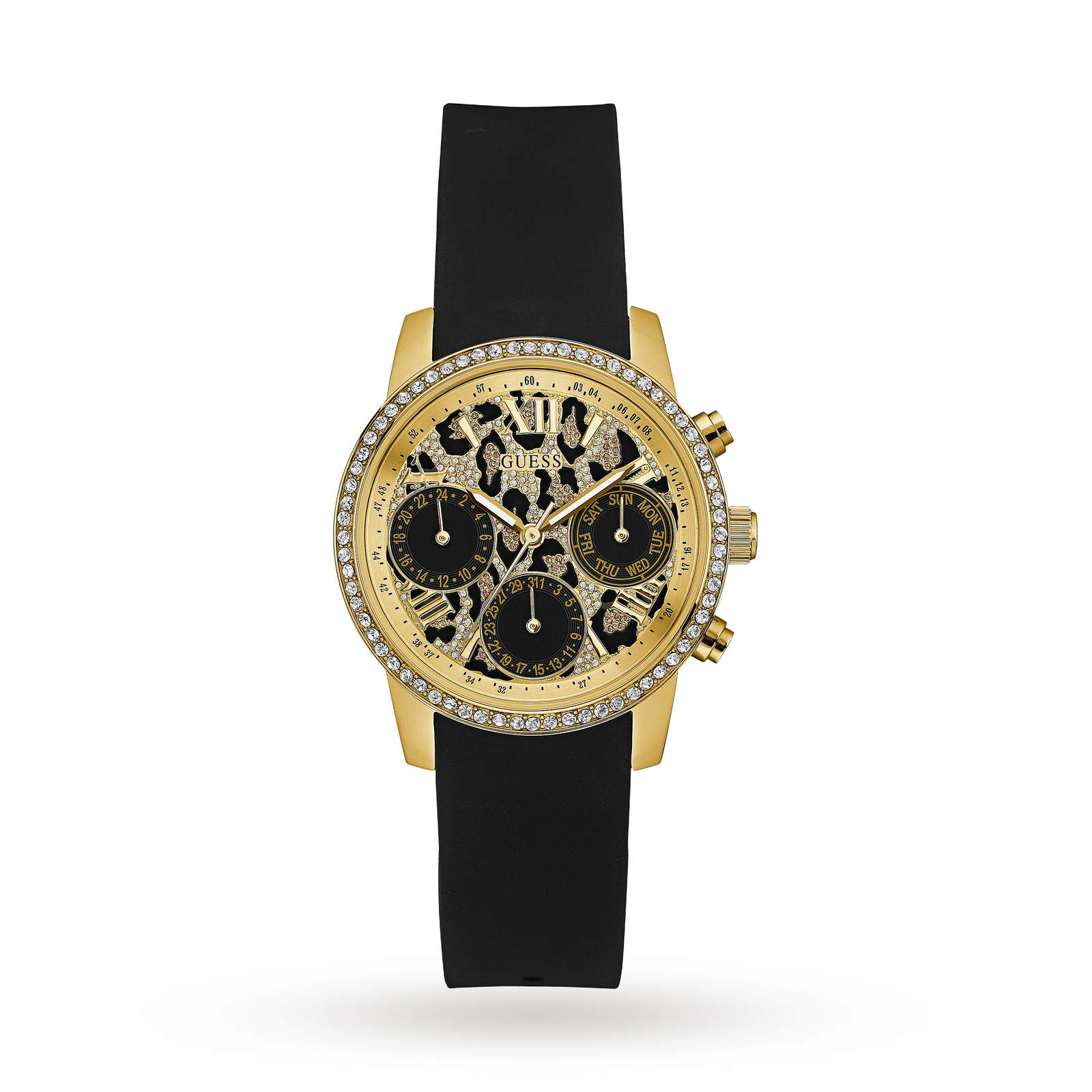 Guess Ladies' Time To Give Chronograph Watch