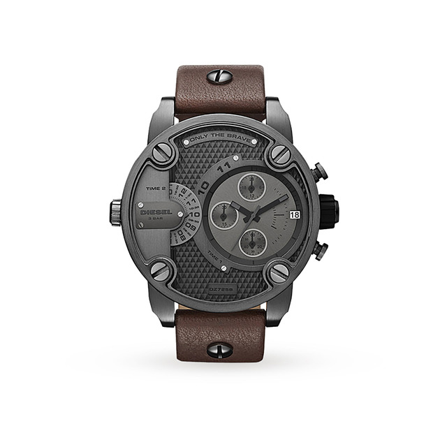 Diesel Baby Daddy Gents Quartz Watch