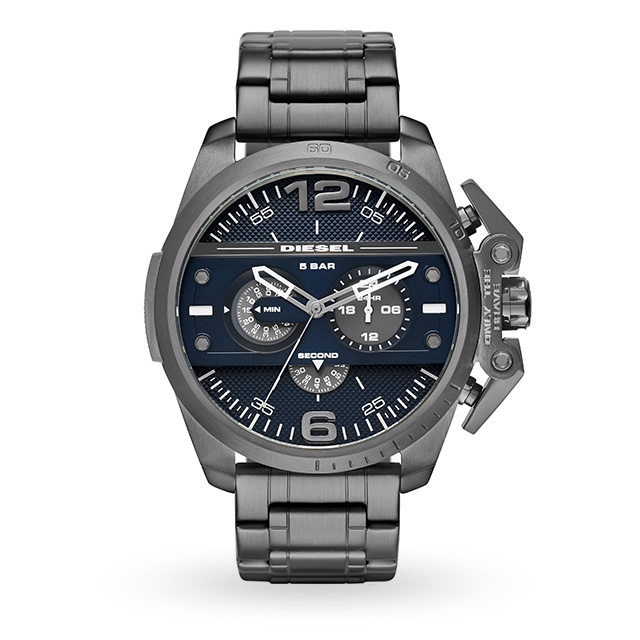 Mens Diesel Ironsides Chronograph Watch
