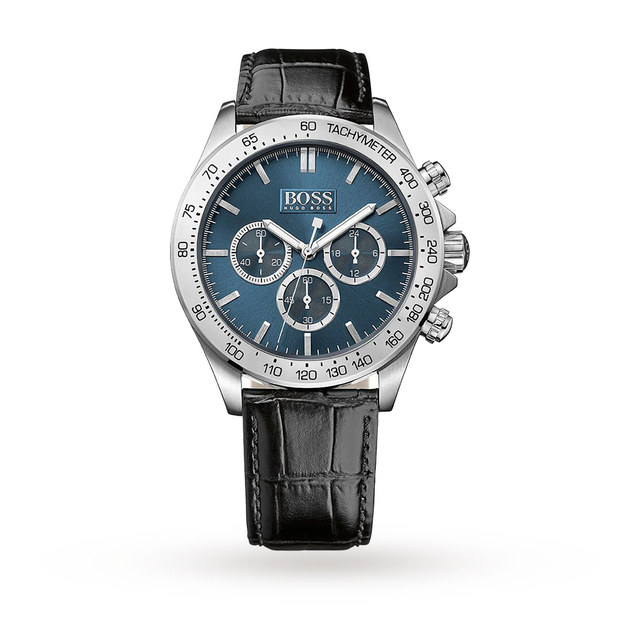 Hugo Boss Men's Ikon Chronograph Watch
