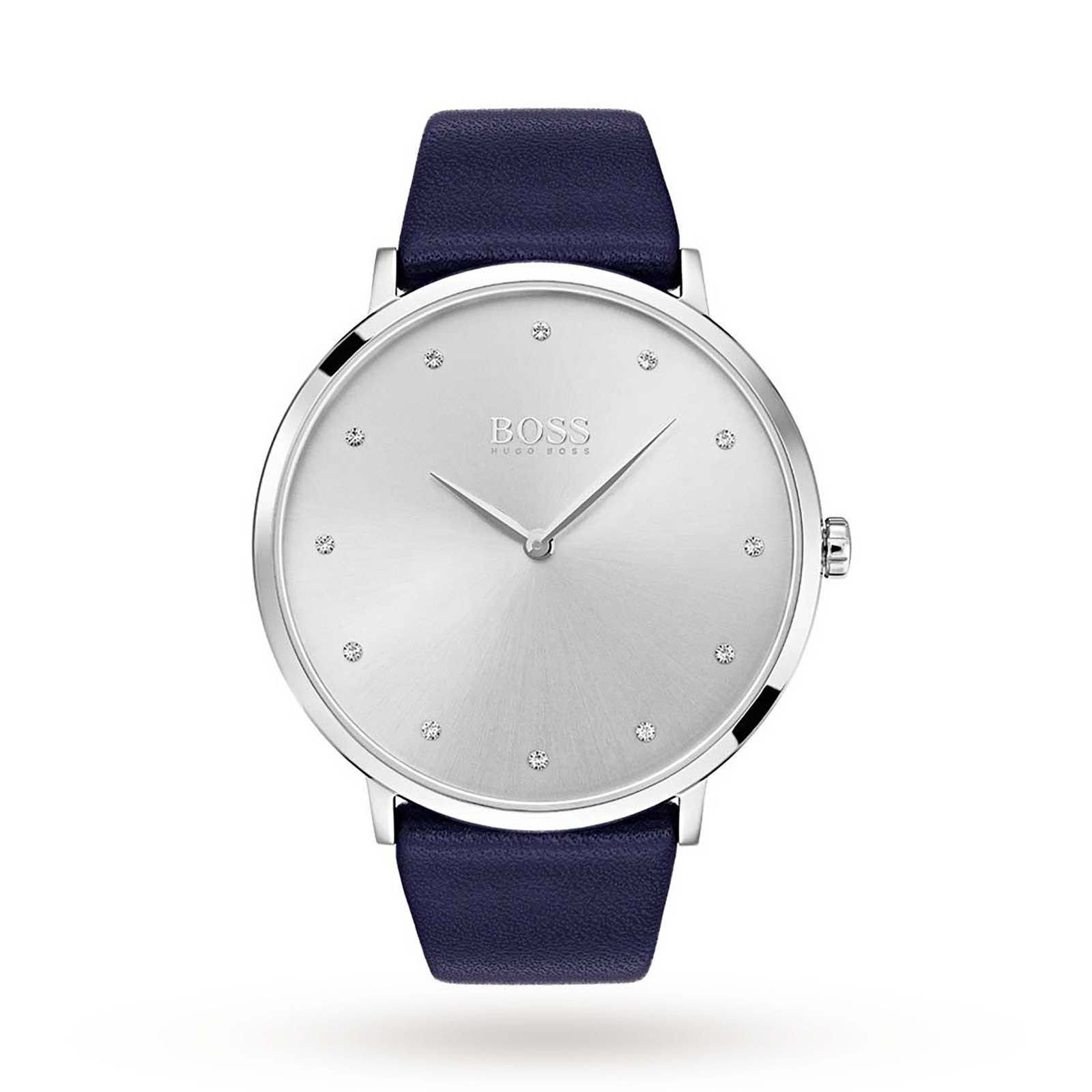 Hugo Boss Ladies' Jillian Blue Strap Watch