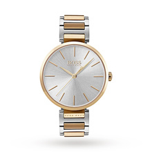 Hugo Boss Ladies Allusion Two Tone Bracelet Watch