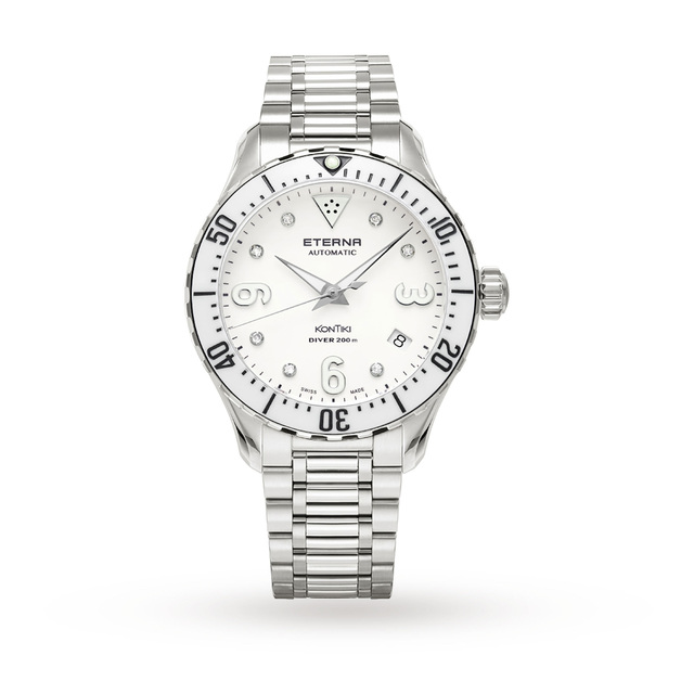 Eterna Kontiki Diver Ladies Watch